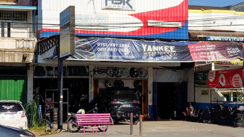 Toko Velg dan Ban Mobil Padang