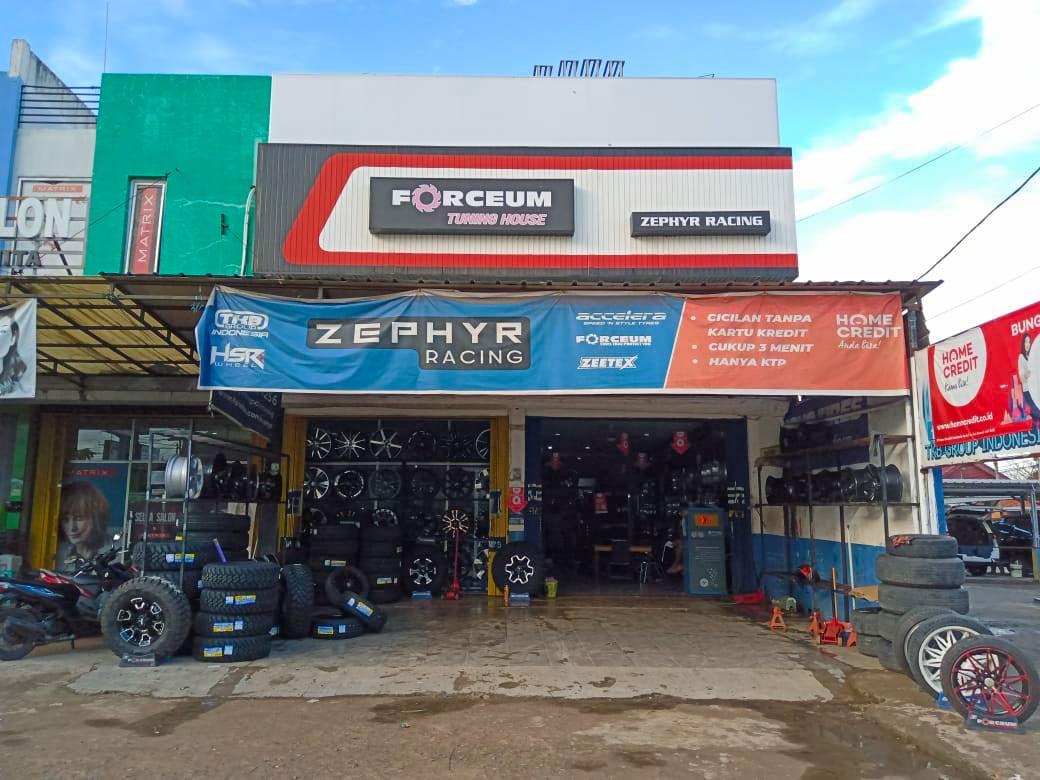 Toko Velg dan Ban Mobil Palembang
