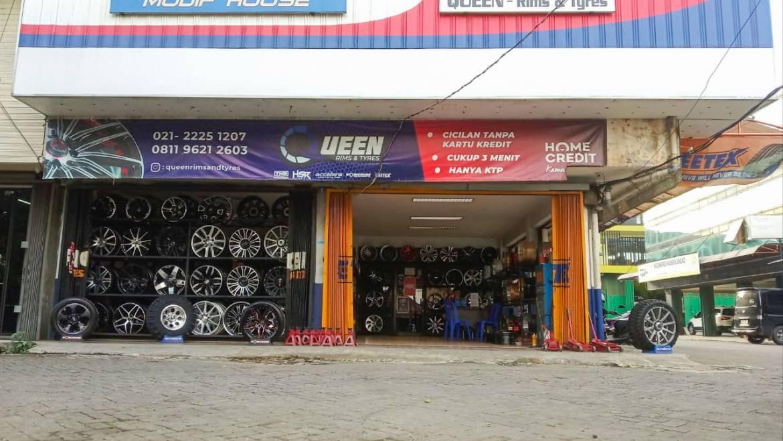 Toko Velg dan Ban Mobil Tangerang