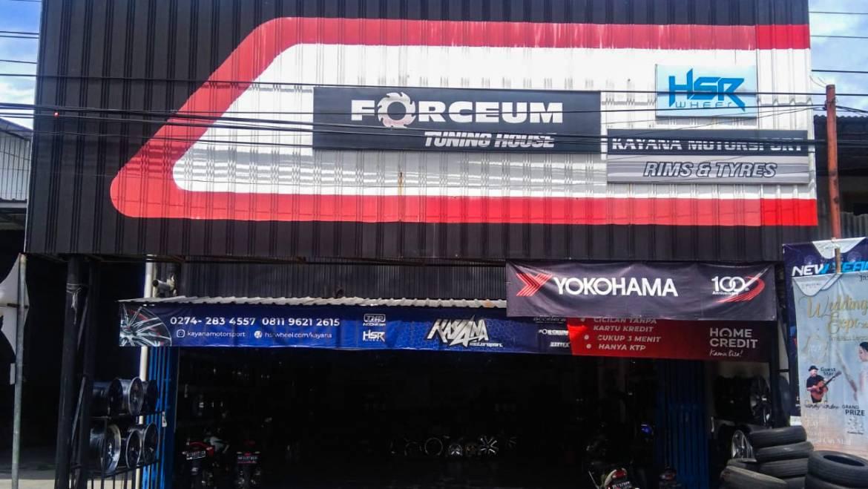 Toko Velg dan Ban Mobil Yogyakarta