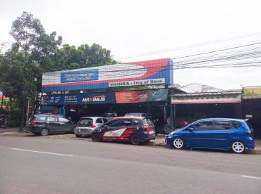 Toko Velg dan Ban Mobil Bandung