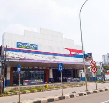 Toko Velg dan Ban Mobil Bogor