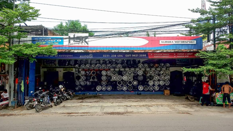 Toko Velg dan Ban Mobil Cirebon