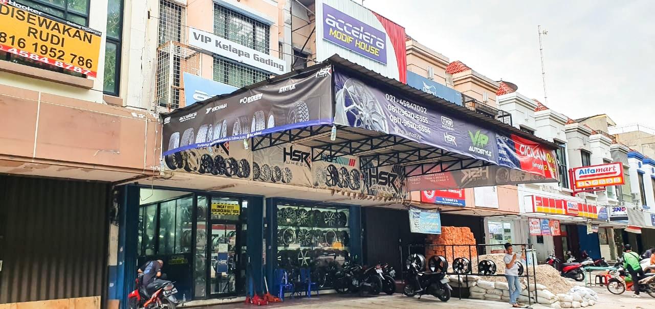 Toko Velg dan Ban Mobil Jakarta