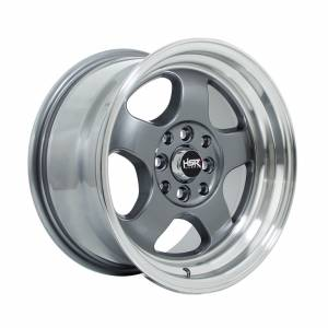 HSR Brisket JD5290 Ring 15x7-8 H8x100-114,3 ET40-33 Grey Machine Lips1