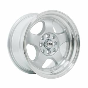 HSR Brisket JD5290 Ring 15x7-8 H8x100-114,3 ET40-33 Silver Machine Lips1