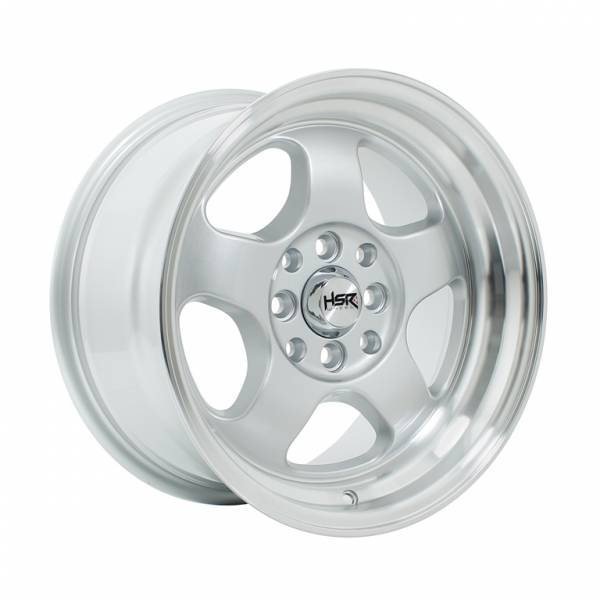 HSR Brisket JD5290 Ring 15x7-8 H8x100-114,3 ET40-33 Silver Machine Lips1