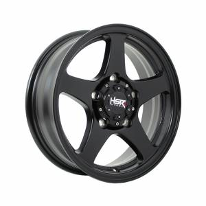 HSR Matrix JT5144 Ring 16x5,5 H5x139,7 ET22 Semi Matte Black1