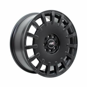 HSR Rally 1071 Ring 17x7 H8x100-114,3 ET45 Semi Matte Black1