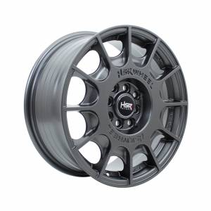 HSR WRC 1075 Ring 16x7 H8x100-114,3 ET45 Semi Matte Grey1