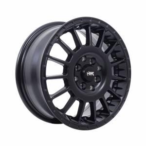 HSR Arrow JD803 Ring 15x6,5 H8x100-114,3 ET45 Semi Matte Black1