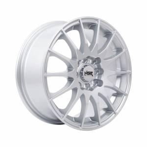 HSR Maudus 1178 Ring 15x6,5 H8x100-114,3 ET45 Silver1