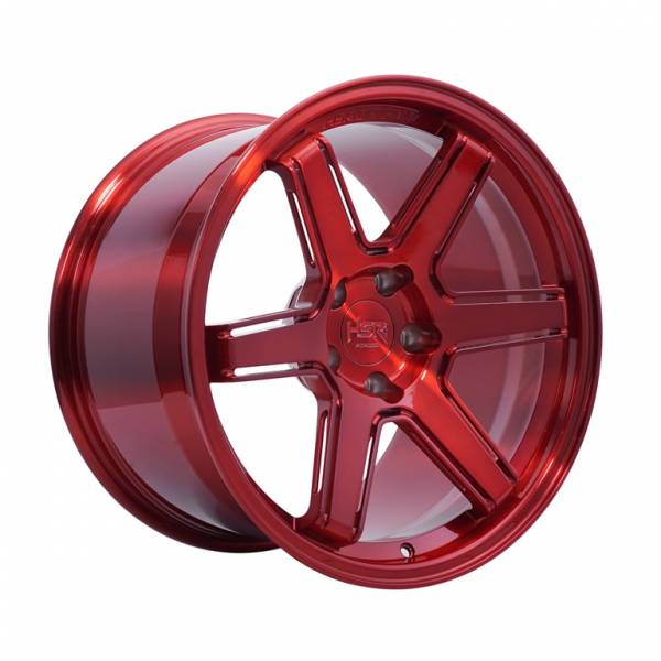 HSR RFG Minas Ring 18x9.5-11 H5x114,3 ET30-25 Red Brush1