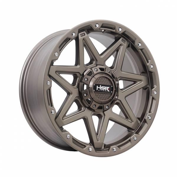 HSR Bangil HLP10 Ring 20x9,5 H6x139,7 ET10 Semi Matte Bronze1