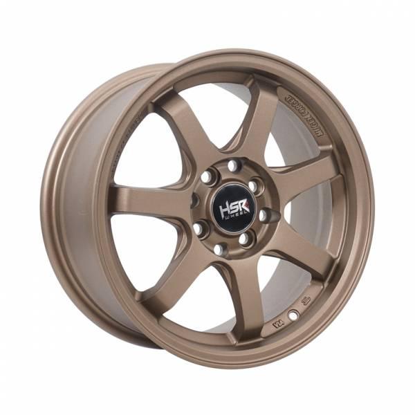 HSR Gayak 786 Ring 15x7 H8x100-114,3 ET40 Matte Bronze1