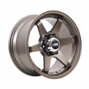 HSR Tokyo JD8047 Ring 17x9 H6x139,7 ET25 Semi Matte Bronze1