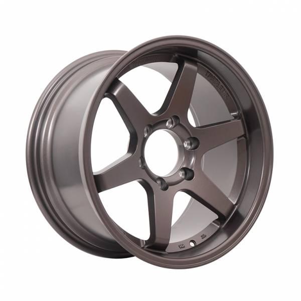 HSR Tokyo TE37 Ring 18x9,5 H6x139,7 ET25 Semi Matte Bronze1