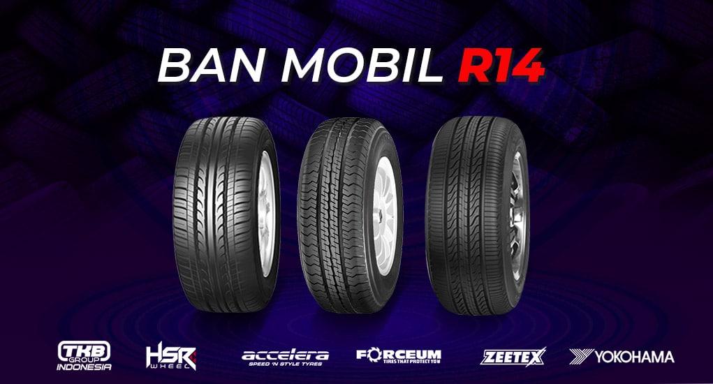 Harga Ban Mobil Ring 14