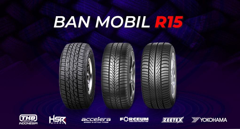 Harga Ban Mobil Ring 15
