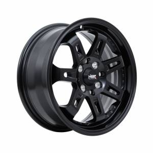 HSR Daimon 7007 Ring 15x6,5 H8x100-114,3 ET40 Semi Matte Black1HSR Daimon 7007 Ring 15x6,5 H8x100-114,3 ET40 Semi Matte Black1