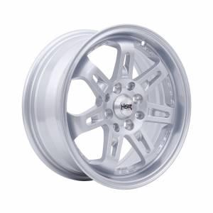 HSR Daimon 7007 Ring 15x6,5 H8x100-114,3 ET40 Silver1