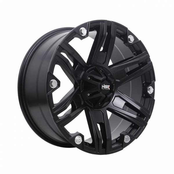 HSR Outlaw JT922 Ring 20x9 H6x139,7 ET20 Semi Matte Black1