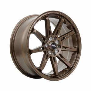 HSR Tikala 9004 Ring 17x7,5 H10x100-114,3 ET40 Semi Matte Bronze1