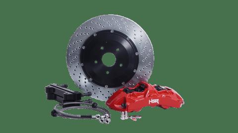 Alphard 2019 6 piston 380 x 34