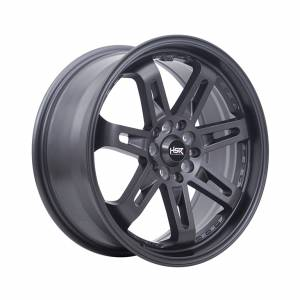 HSR Daimon 7007 Ring 17x7,5 H10x100-114,3 ET40 Semi Matte Grey1