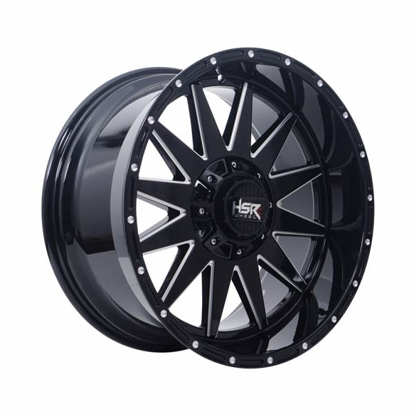 HSR FG Kaprus IV-1255 Ring 20x10 H6x139,7 ET0 Black Full Millin1