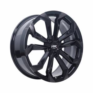 HSR RFG Dakebo Ring 20x8,5 H5x108 ET45 Black Machine Face Oil1