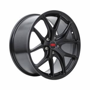 HSR Torey 1135 Ring 18x8,5 H5x114,3 ET45 Semi Matte Black1
