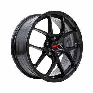 HSR Wurzburg F1 1009 Ring 17x7 H5x114,3 ET42 Semi Matte Black1