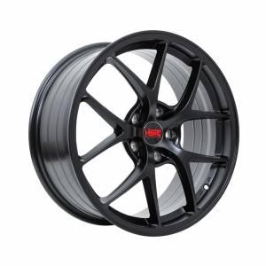 HSR Wurzburg F1 1009 Ring 18x8 H5x114,3 ET42 Semi Matte Black1