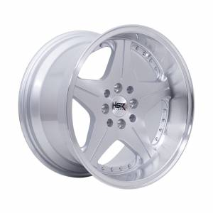 HSR Anambas Ring 16x7,5-8,75 H8x100-114,3 ET35-18 Semi Machine Face Machine Lips Chrome Rivets1