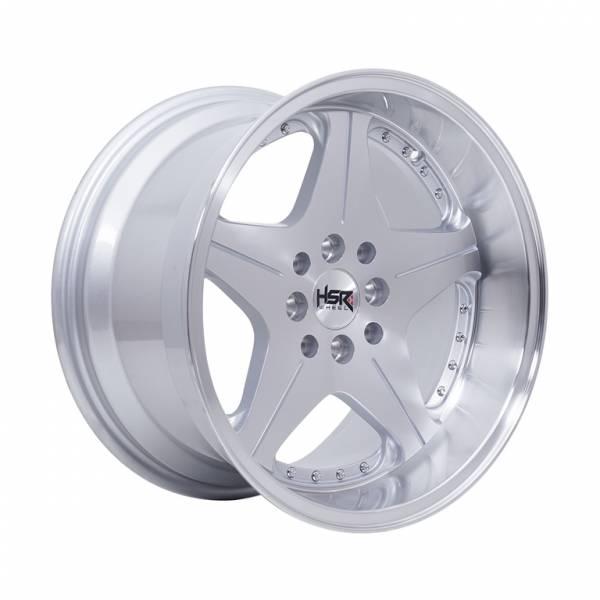 HSR Anambas Ring 16x7,5-8,75 H8x100-114,3 ET35-18 Semi Machine Face Machine Lips Chrome Rivets1