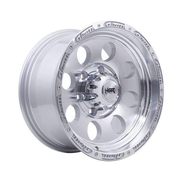 HSR Duffy JT84 Ring 16x8 H6x139,7 ET0 Semi Machine Face Lips1