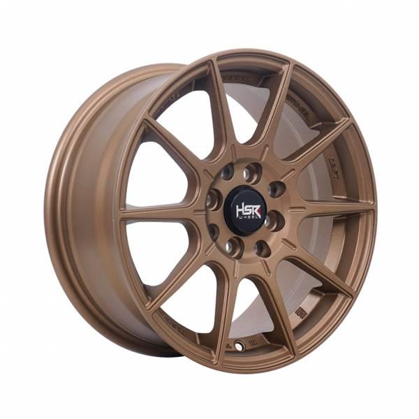 HSR RAI-S2 JA151 Ring 15x6,5 H8x100-114,3 ET42 Matte Bronze1