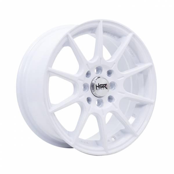HSR RAI-S2 JA151 Ring 15x6,5 H8x100-114,3 ET42 White1
