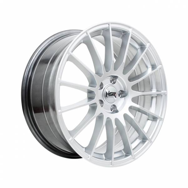 HSR Race 8903144 (NX) Ring 18x8 H5x105 ET40 Hyper Silver1