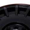 Velg HSR Rally Ring 15 SMB RED RING