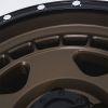 Velg HSR Mahawa Ring 15 SMBRZ BLACK LIP