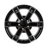 Velg HSR JT61 Ring 16 BMF