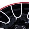 Velg HSR Orbit YX194 Ring 16 BMF RL