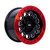 Velg HSR Beadlock Mapor D966 Ring 16 BMW RED