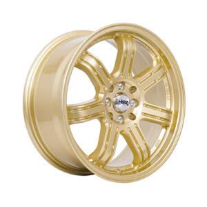 Velg HSR Siak Ring 17 Gold