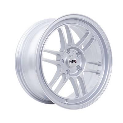 Velg HSR Kumamoto 6023 Ring 17 Silver