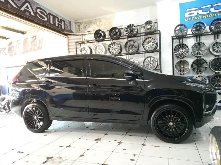 Modifikasi Velg Mobil Ring 19 Mitsubishi Xpander Di Semarang